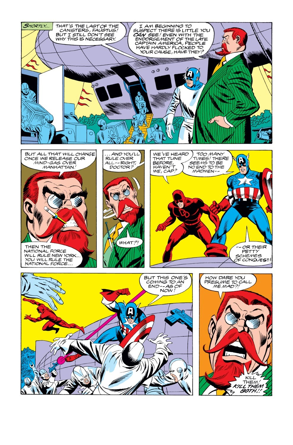 Captain America (1968) Issue #235 #150 - English 12