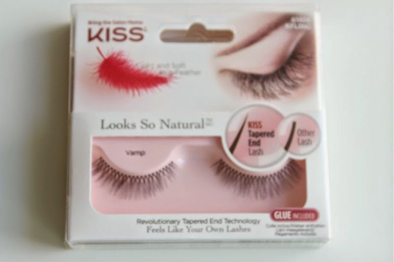 New Kiss Lashes Looks So Natural Range