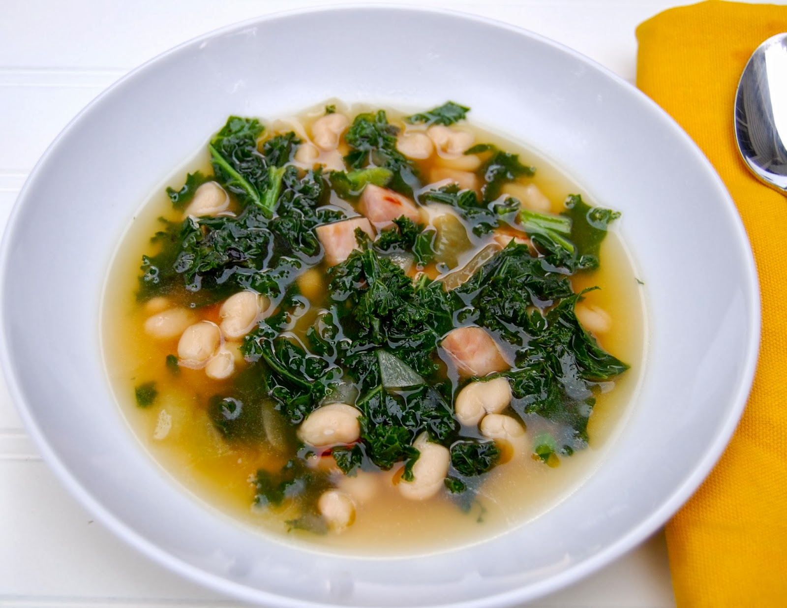 15 minute white bean soup recipes dishmaps white bean soup no 30 ...