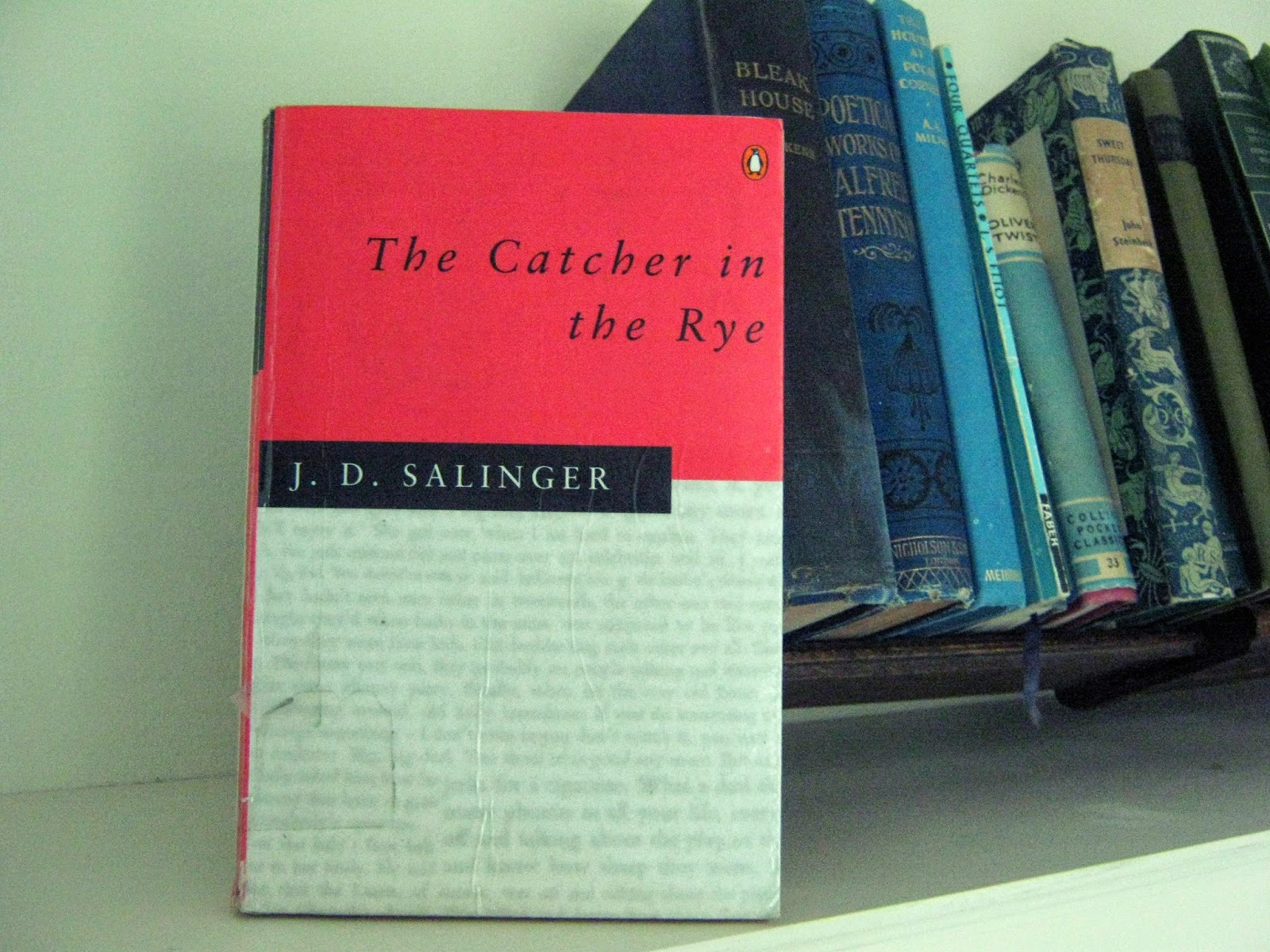 Review The Catcher In The Rye
