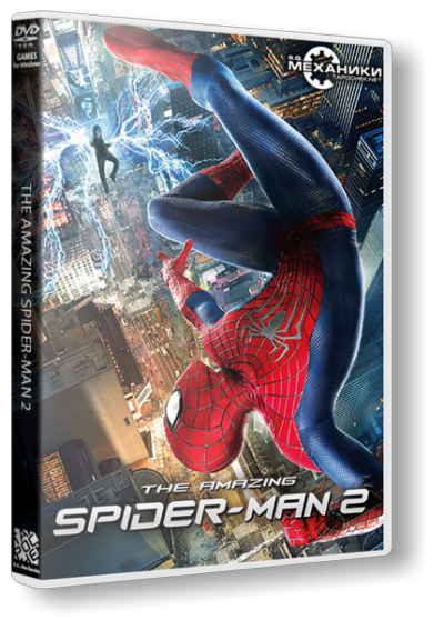 The Amazing Spiderman 2 2014 720p 1.2GB Full HD