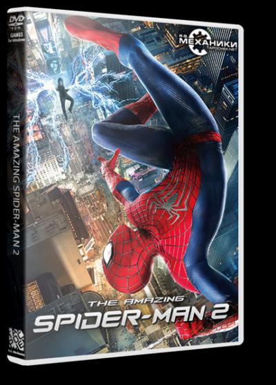 The Amazing Spiderman 2 2014 2.9 GB HD English