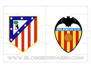 Prediksi Pertandingan Atletico Madrid vs Valencia