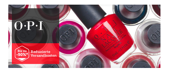 Shoppingtipp OPI BEI BRANDS4FRIENDS