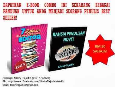 Khairy Tajudin - Novelis Negara