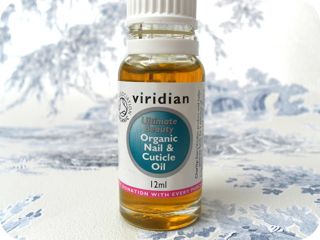 A picture of Viridian Ultimate Beauty Organic Nail and Cuticle Oil