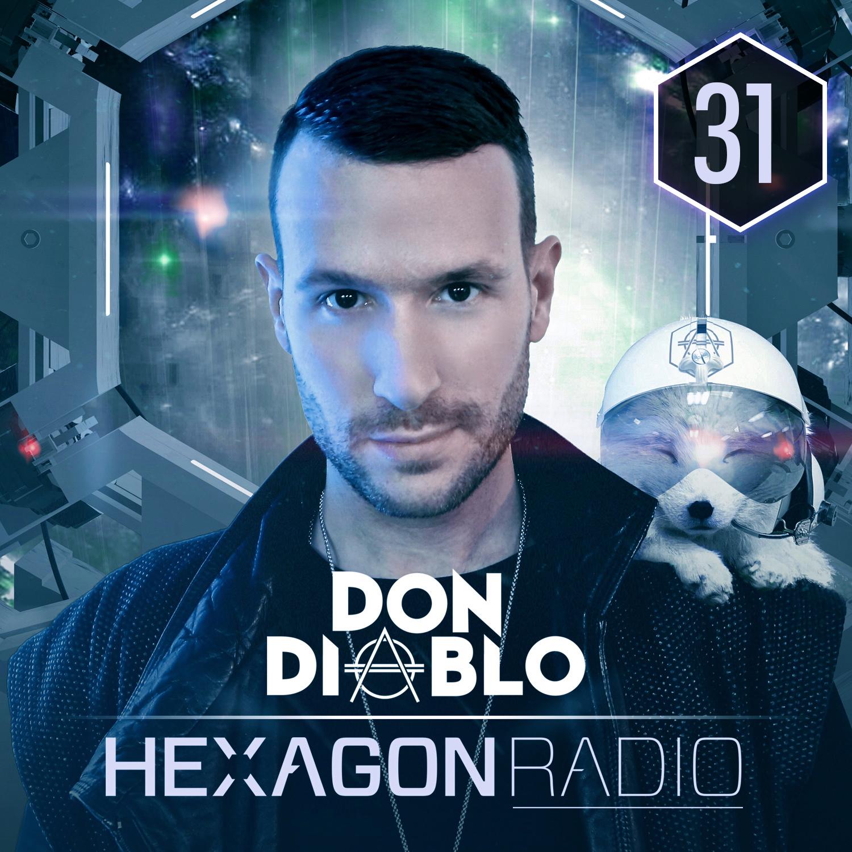 Don Diablo - Hexagon Radio Episode 031