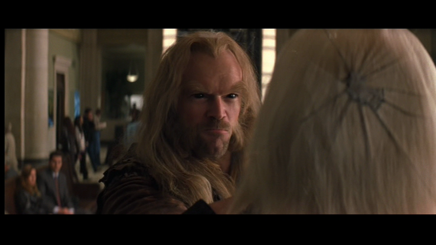 X-Men Movie Sabretooth