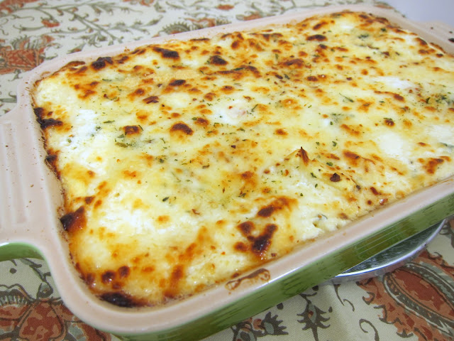 Four Cheese Pasta Bake