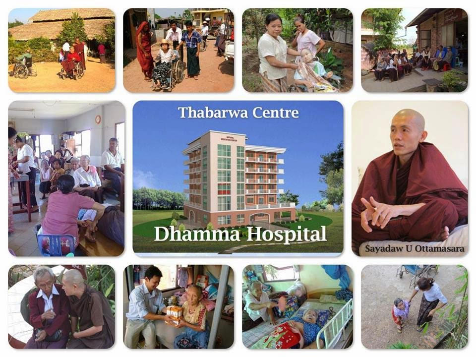 #kamma #karma #compassion #lovingkindness #sympatheticjoy #thabarwa #ambulance #yangon #myanmar #engagedbuddhism #conciousness #awareness #metta #sick #patients