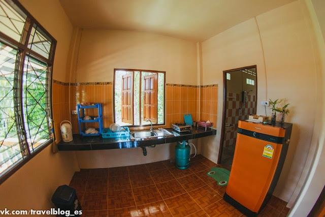 Наш домик. Кухня