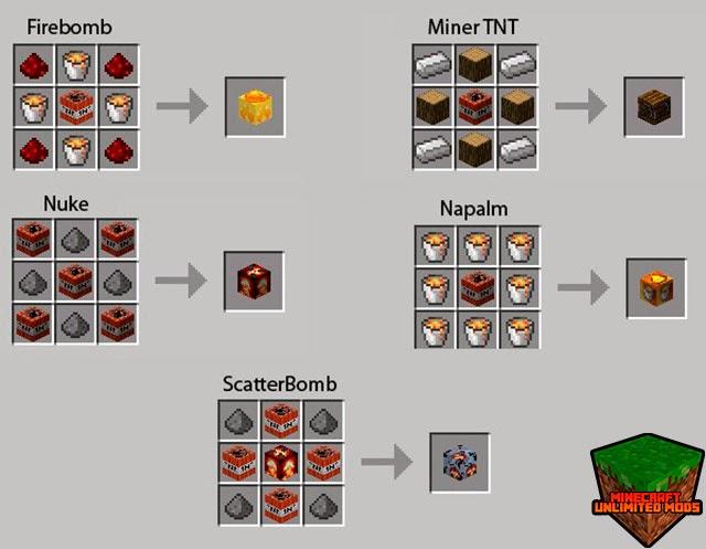 Descargar tnt mod para minecraft 1 6 4 minecraft for Como se escribe beta