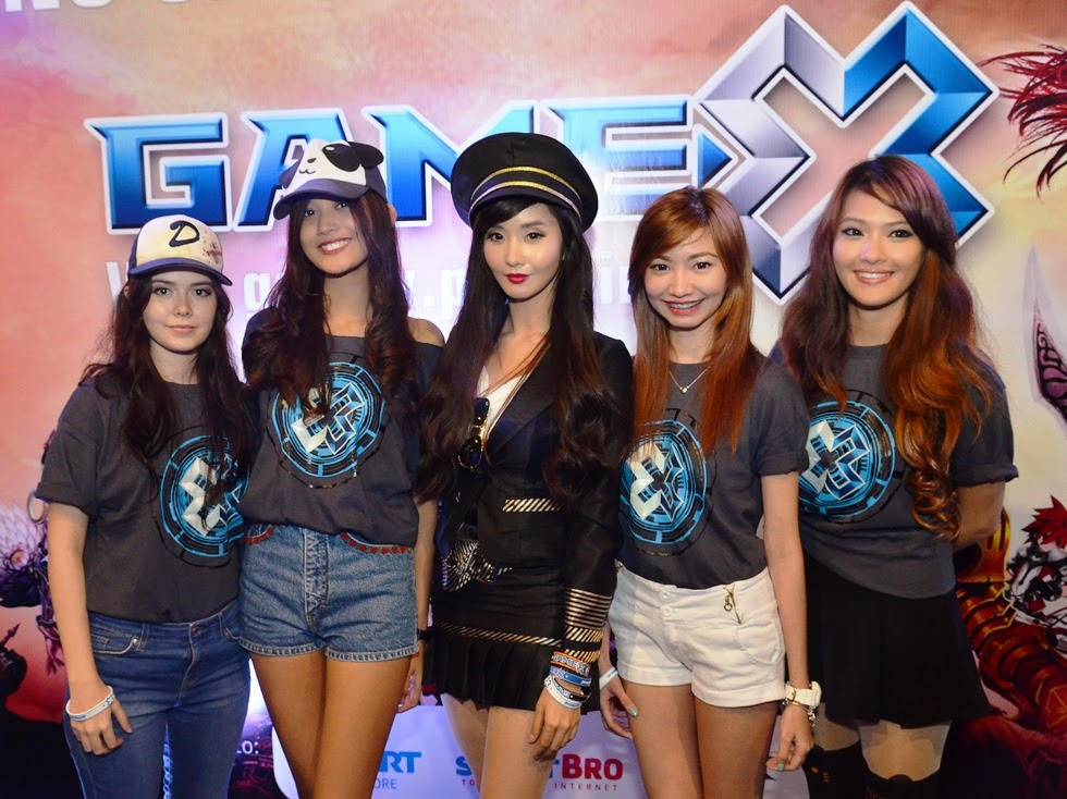 GameX Girls