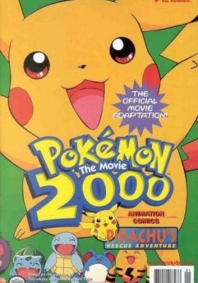Pokemon: Pikachu's Rescue Adventure (Dub)