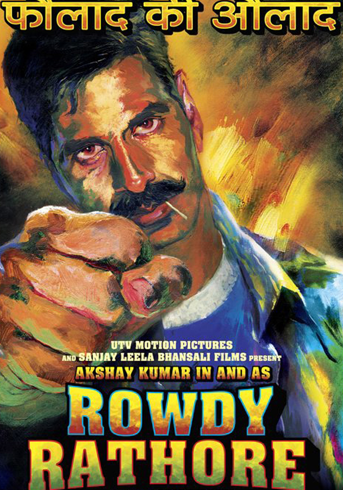 BollywoodAkshayKumarRowdyRathoreLatestHitDialoguesAndTrailer - Top 10 movies Bollywood 2012