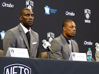 Brooklyn Nets acquire Hall Of Famers Paul Pierce and Kevin Garnett from the Boston Celtics