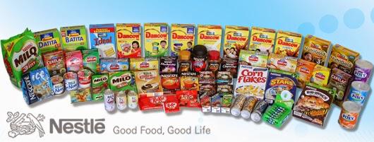 Lowongan Nestle Indofood Citarasa Indonesia