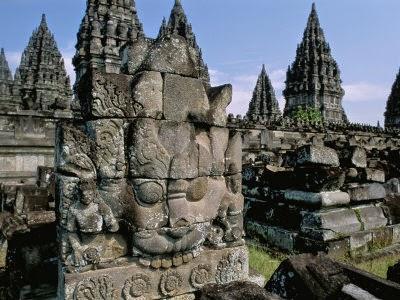 Wisata Bersejarah Candi Prambanan Yogyakarta