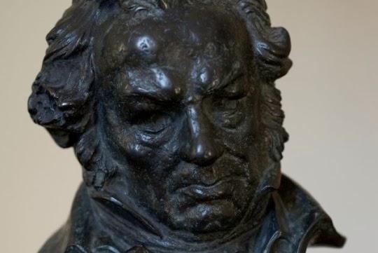Banner de la entrada XXVIII edición de los Premios Goya