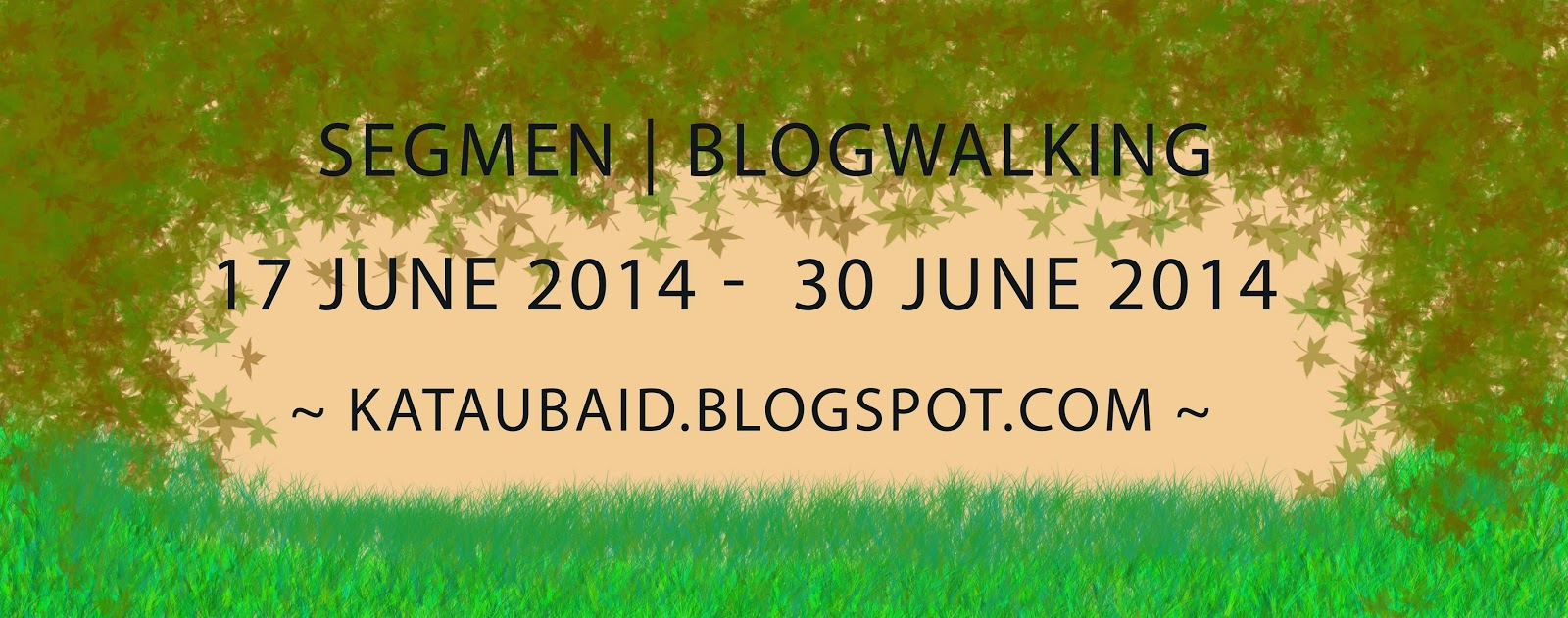 Segmen Blogwalking : Edisi Summer Break !!