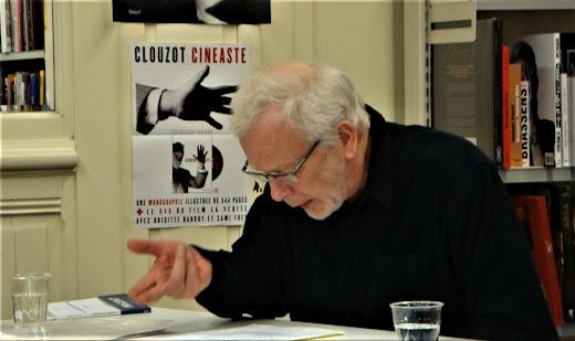 En écoutant Christian Prigent (durant la Semaine de la poésie, 2011)