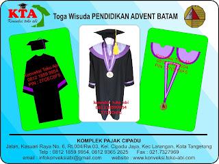 Jasa Bikin Toga Wisuda di Surabaya
