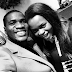 Ideye Brown's wife reacts to allegations that he fathered two children with a white woman.