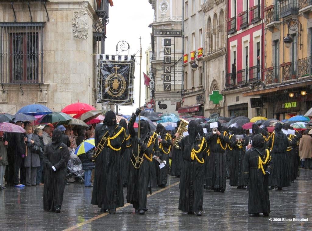 procesiones semana santa Leon