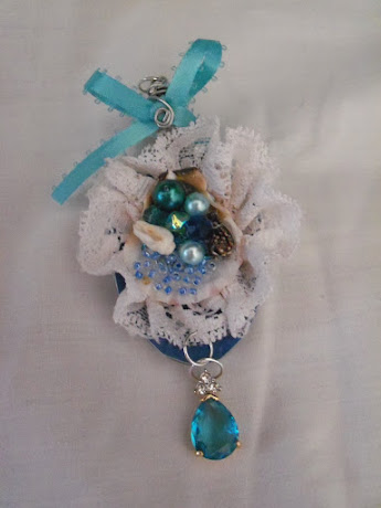 Ocean  Inspired Spoon Charm