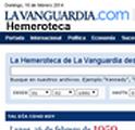 La Vanguàrdia Hemeroteca