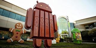 Fitur Keren Android 4.4 KitKat