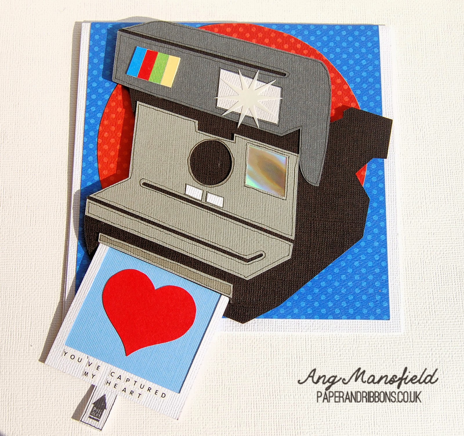 24 Valentine's Day Cards Round Up by Ang Mansfield of Paper and Ribbons