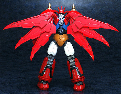Artstorm Fewture Models Getter Dragon figure