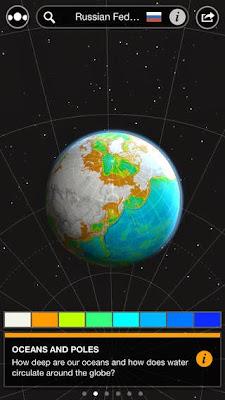 تحميل وشرح تطبيق الخرائط المميز للأي فون والأي باد والأي بود أطلس Atlas by Collins™2.0.1-iOS-IPA