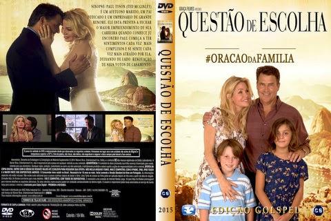 FILME ONLINE QUESTÃO DE ESCOLHA - ASSISTA ONLINE AQUI