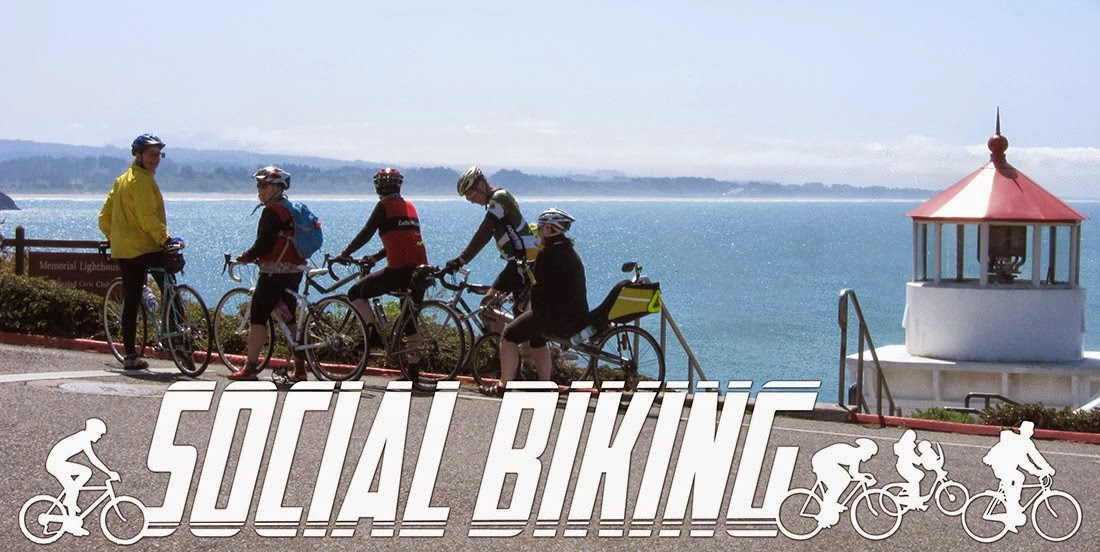 SOCIAL BIKING BLOG