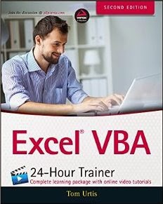 Excel VBA 24-Hour Trainer (Second Edition)