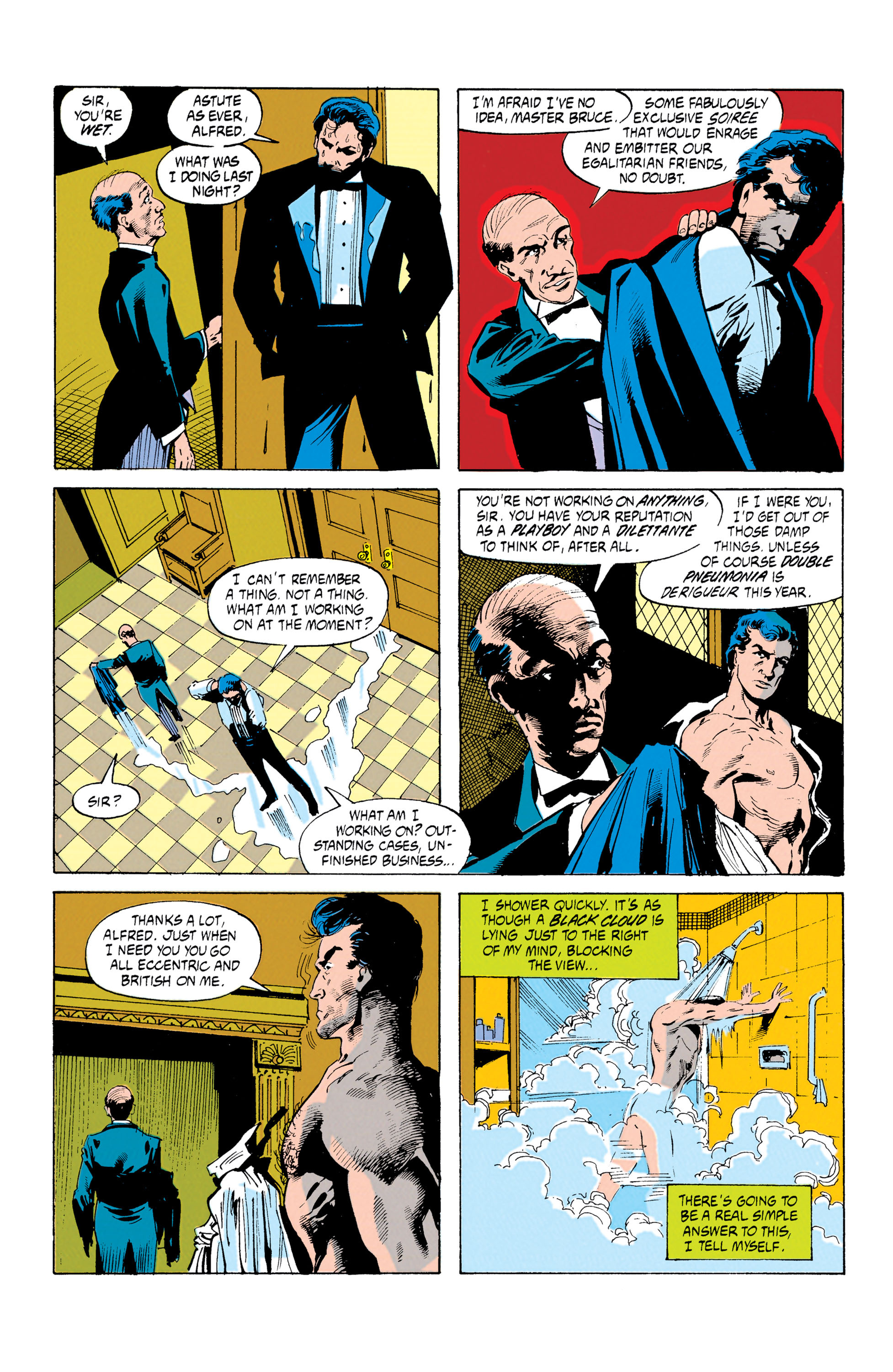 Detective Comics (1937) Issue #633 Page 4