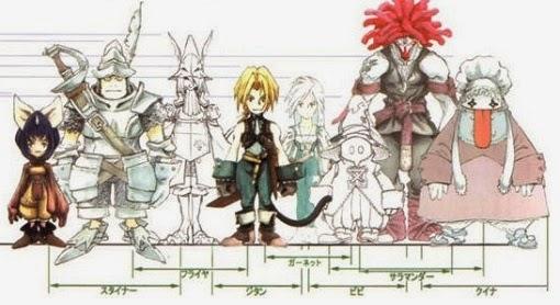 MegaWestgarth Final Fantasy IX
