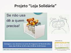 """Projeto """"Loja Solidária"""""""