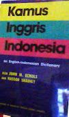 KAMUS INGGRIS INDO JHON M.ECHOL (SC)Rp.98,000