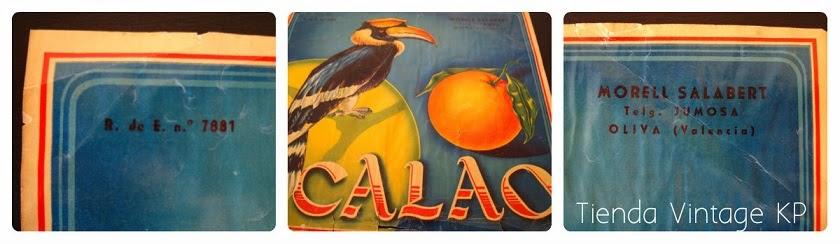 Carteles publicitarios antiguos para decorar. Posters vintage online