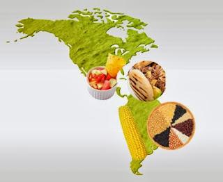 alimentos americanos