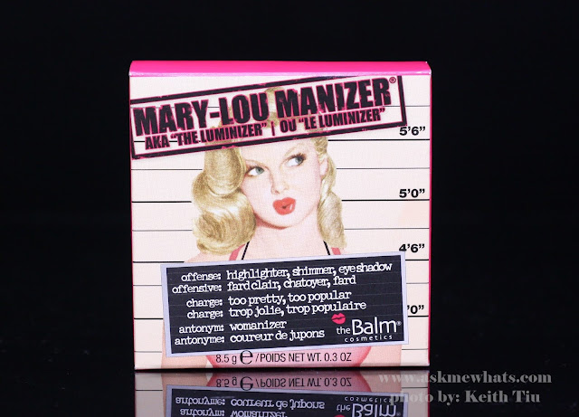 A photo of The Balm Mary-Lou Manizer