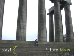 Future Looks the new track from Playfio.com