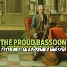 Portrait of court musician Fritz Reiner with Bassoon by Peter Jakob Horemans