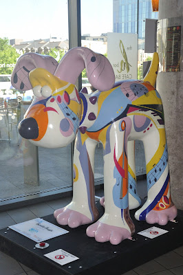 Bumble Boogie Gromit (side view)