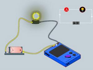 Amperemeter Dalam Pemasangannya.