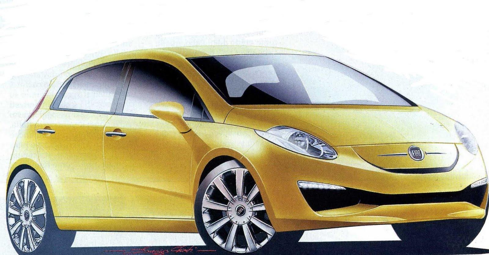 Auto Veicoli Blog Nuova Fiat Punto Ecco Come Sar 224