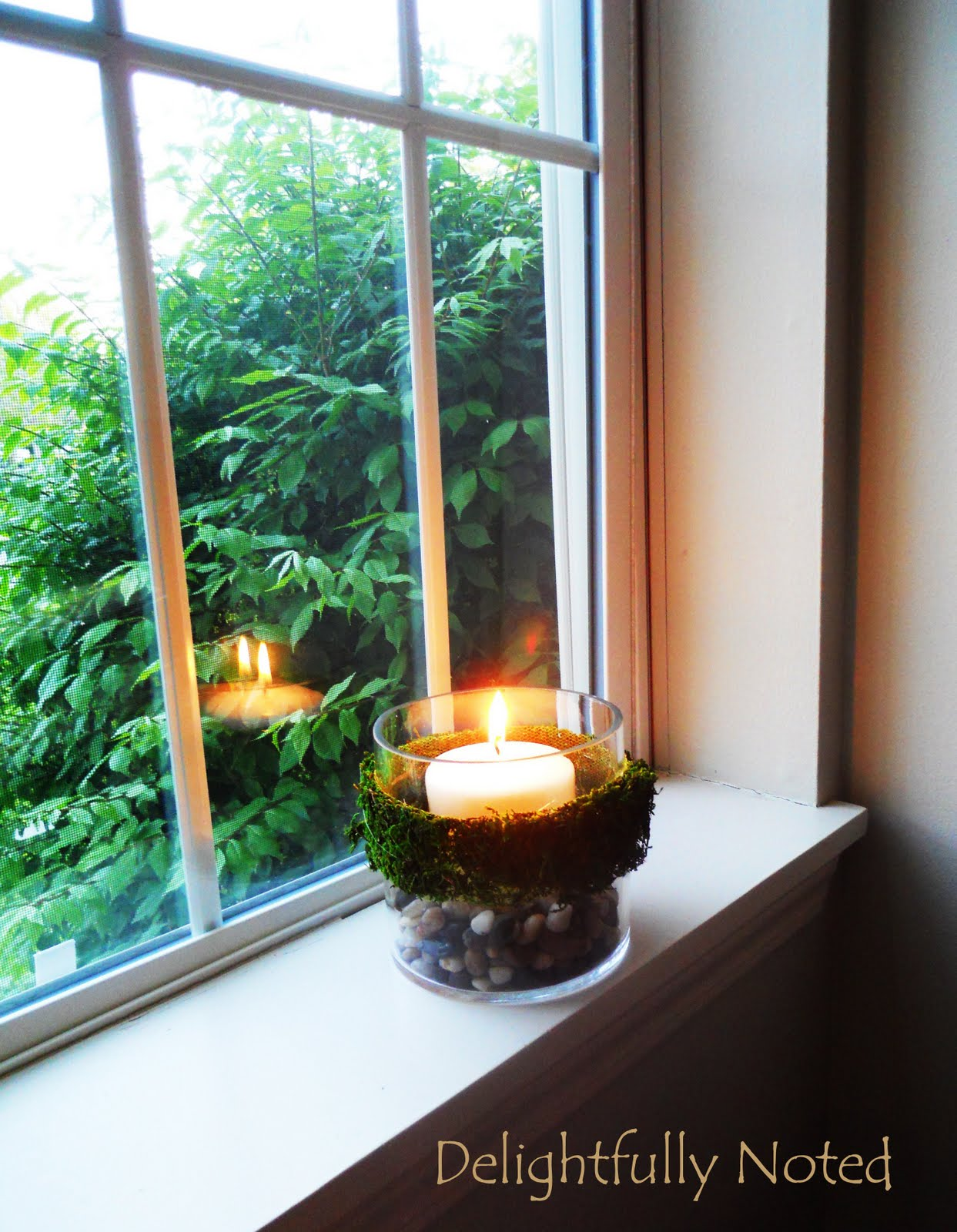 diy-moss-candle-holder